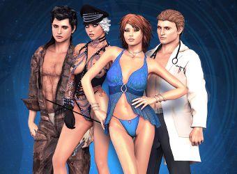 Descargar juegos porno PC de Unity3D la City of Sin online