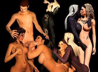 XXX animaciones sexo monstruo