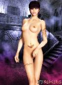 Chica emo sexy desnudo