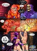 Heroes cuentos hadas famosos follar en comics adultos